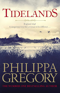 Tidelands by Philippa Gregory book cover