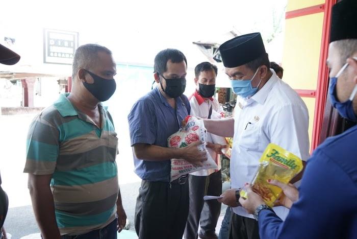 Tim Safarji Ramadhan kunjungi Mesjid dan Mhusolla se Kab.Asahan