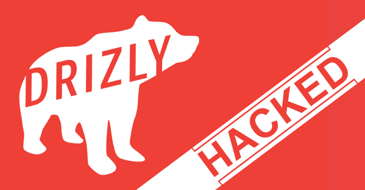 Online Alcohol Delivery Startup Drizly Hacked – 2.5 million Drizly Accounts Stolen