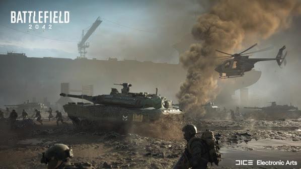 لعبة Battlefield 2042