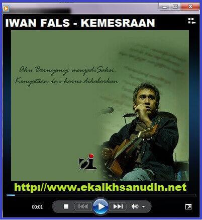 MUSIK IWAN FALS - KEMESRAAN