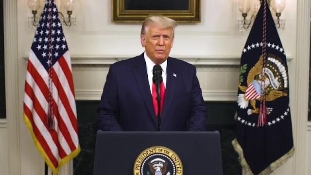 """Trump: """"Ha nem számoljuk fel azt a borzasztó csalássorozatot, amely a 2020-as választásokon történt, nincsen többé országunk"""""""