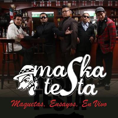 Maskatesta - Maquetas, Ensayos, En Vivo (Recopilacion) - www.PixeliArt.com