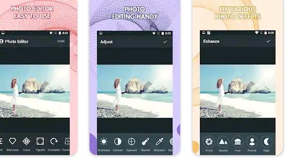 Aplikasi edit foto jadi video HP Android