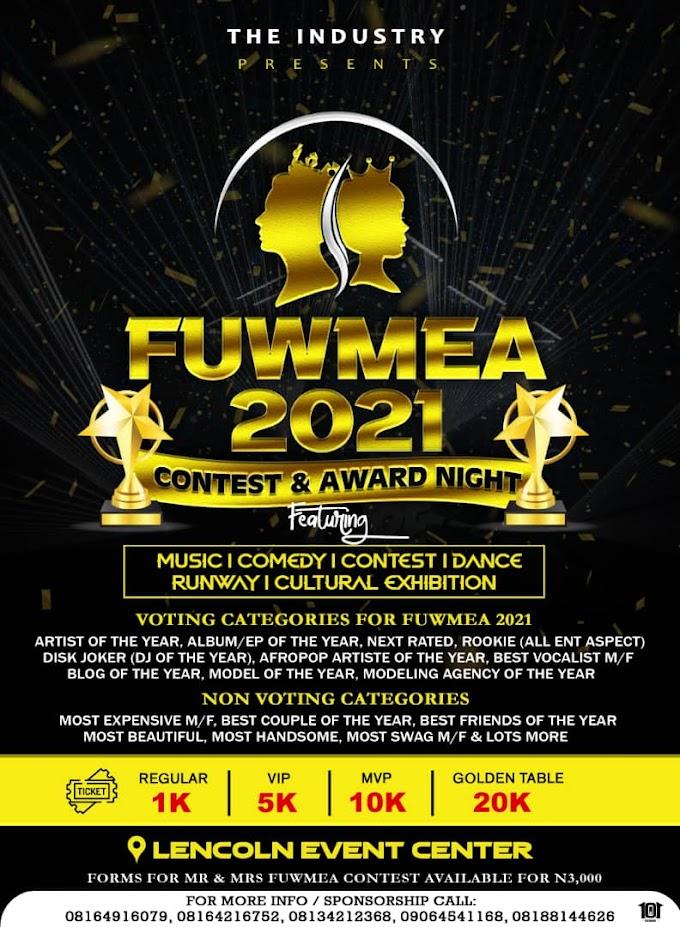 VOTE IN FUWMEA2021