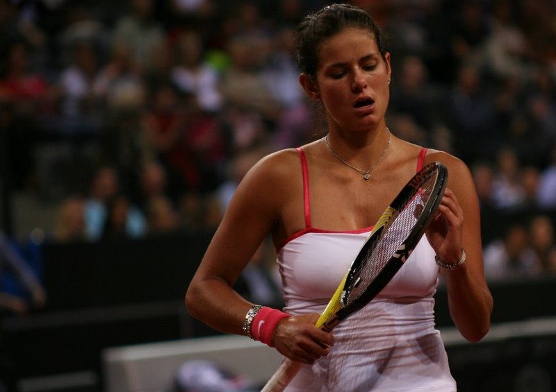 WTA ANGELS: Musa do Mês - Abr/2011