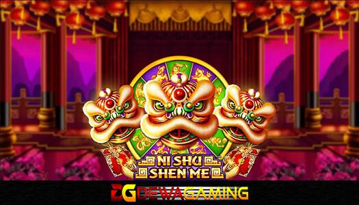 Joker Gaming Ni Shu Shen Me 20 Ribu