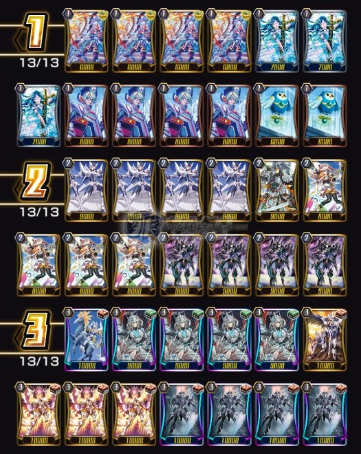 Vanguard ZERO: Royal Paladin Majesty (MLB) Deck Build and Guide