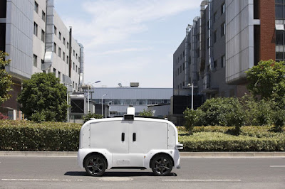 Chinese startup Neolix emerges with driverless delivery vans globally