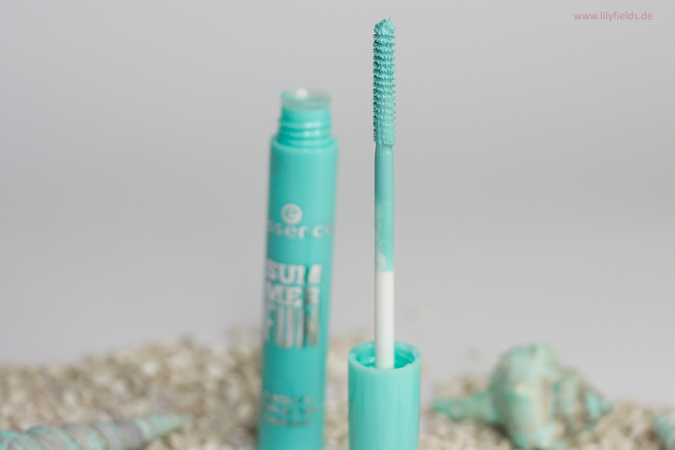 essence summer fun – eyebrow, lash & hair mascara