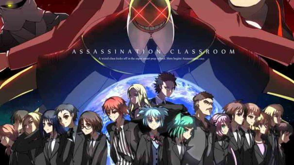 Ansatsu Kyoushitsu Season 2 BD Sub Indo