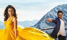 Prabhas, Shraddha Songs hindi new Psycho Saiyaan Song Best Hindi film Saaho Song poster 2019