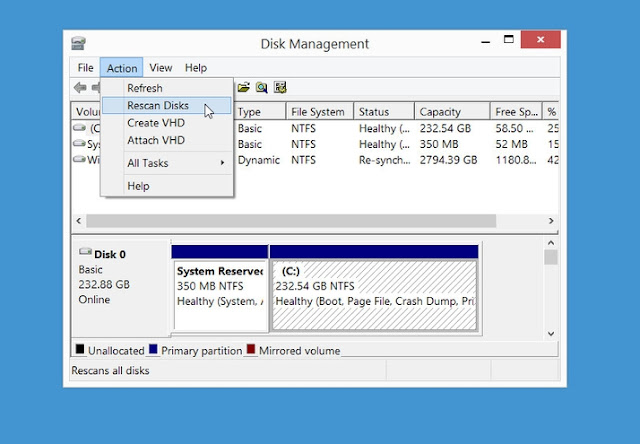 How To Safely Import A Dynamic Disk