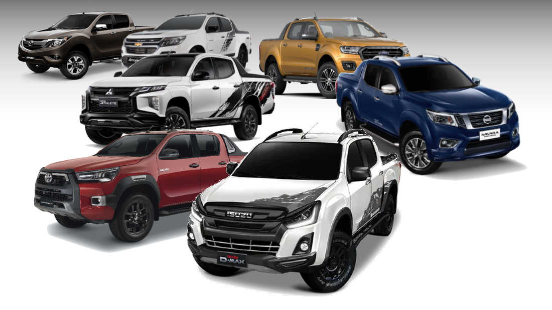 2021 Toyota Hilux Conquest 4x4 vs Rivals | CarGuide.PH ...