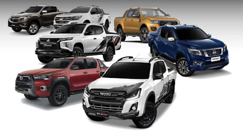 2021 Toyota Hilux Conquest 4x4 vs Rivals | CarGuide.PH ...