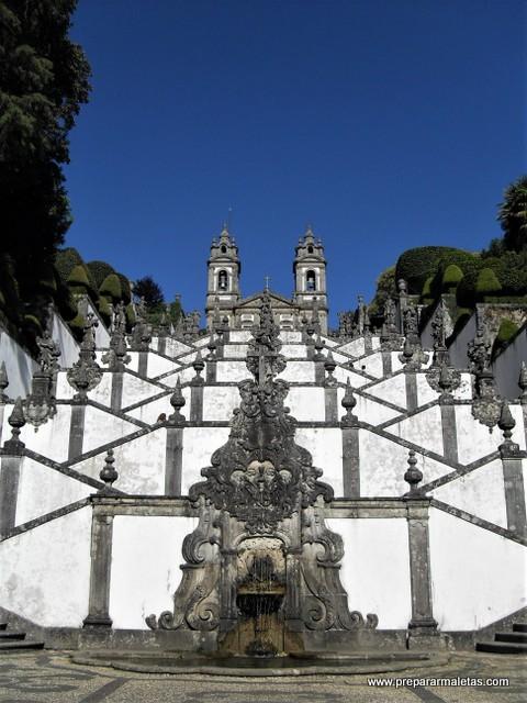 viajar en coche norte de Portugal, qué ver