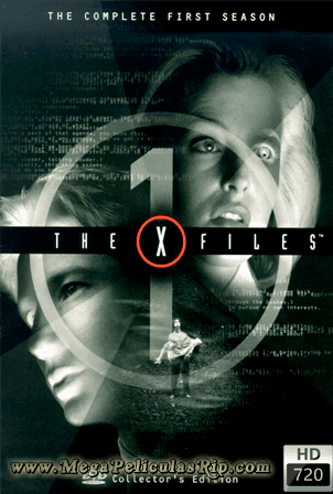 The X-Files Temporada 1 720p Latino