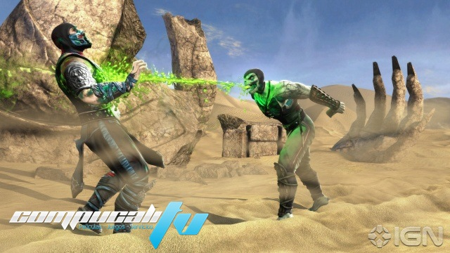 Mortal Kombat Komplete Edition Xbox 360 Región Free XGD2