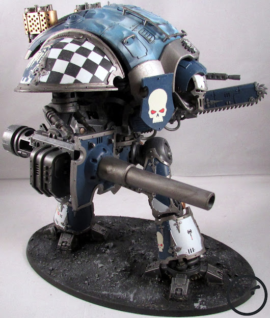 Imperial knight.
