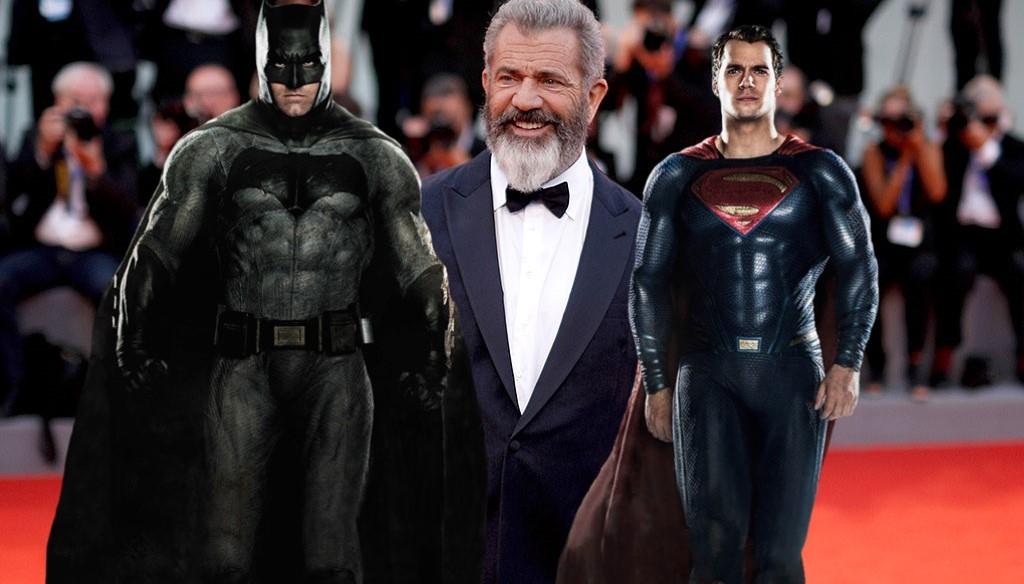 """Mel Gibson critica """"Batman vs Superman"""" & o alto custo dos filmes de super-heróis"""