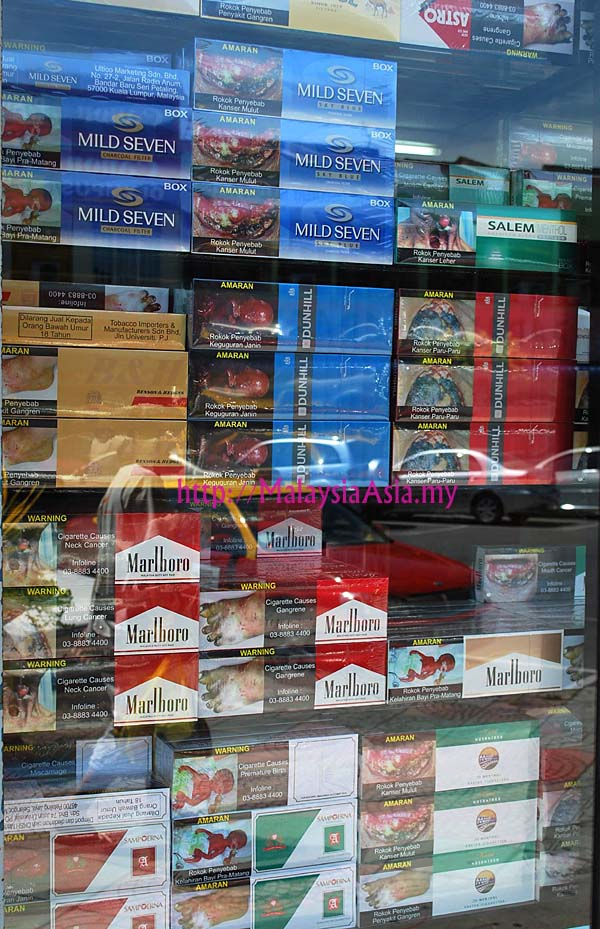 Buying cigarettes Regal from airport