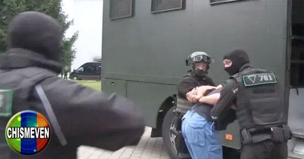 11 Mercenarios rusos fueron detenidos cuando venían a Venezuela