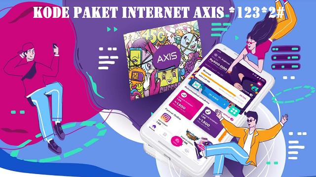Kode Rahasia AXIS Paket Murah
