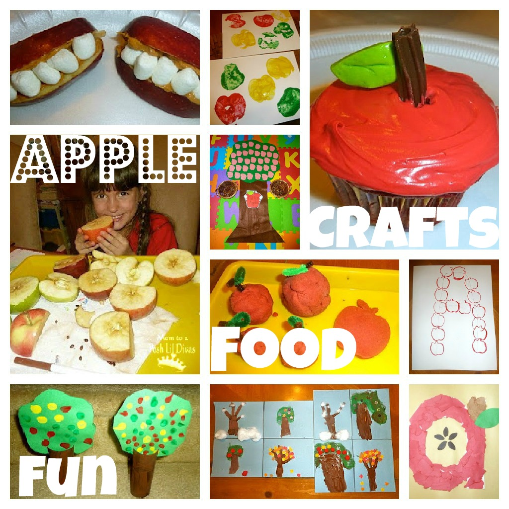 Don Forget To Check Out Our Other Apple Themed Projects