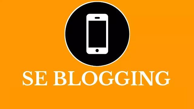 Mobile Se Blogging Kaise kare in Hindi
