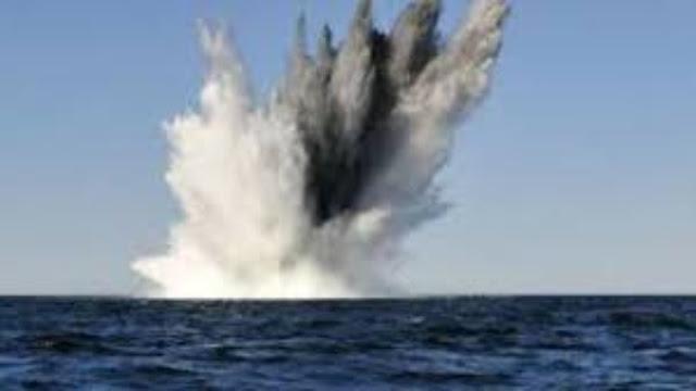 Εξουδετέρωση πυρομαχικών στον κόλπο Μονεμβασιάς