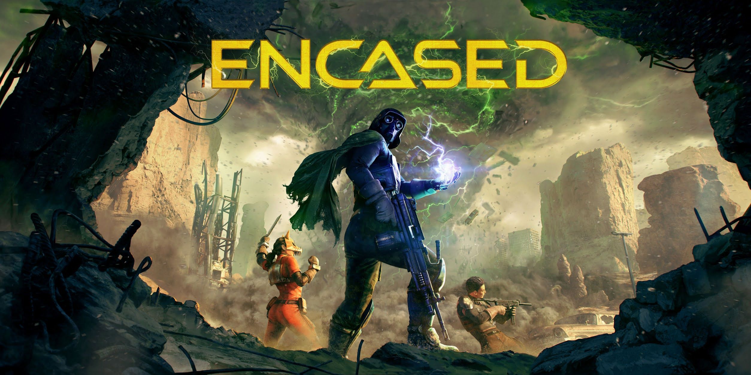 How to find all companions in Encased