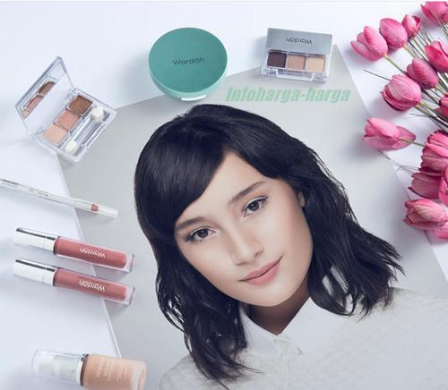 Daftar Harga Kosmetik Makeup Produk Wardah Lengkap Terbaru