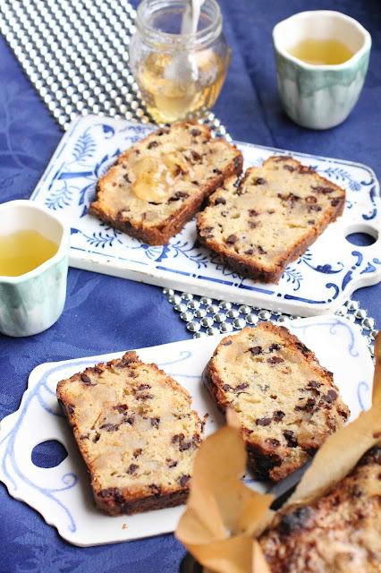 cake scone amandes