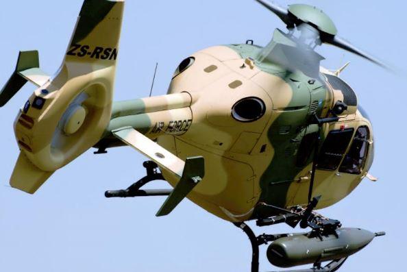 Airbus H135M specs