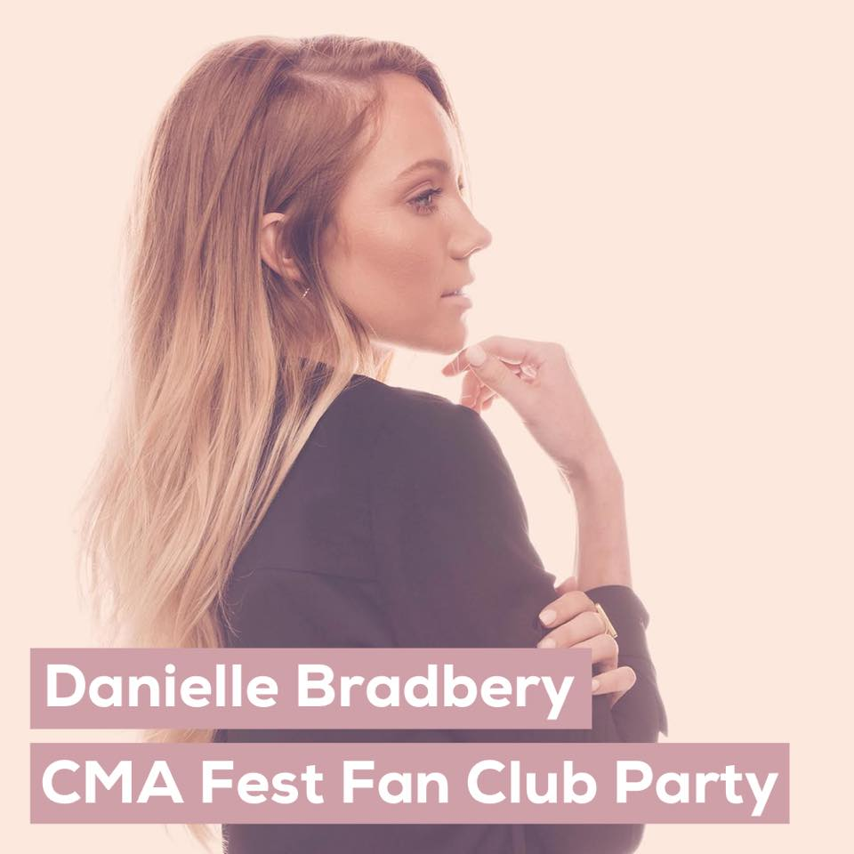 Danielle Bradberry To Host Fan Club Brunch On June 11th