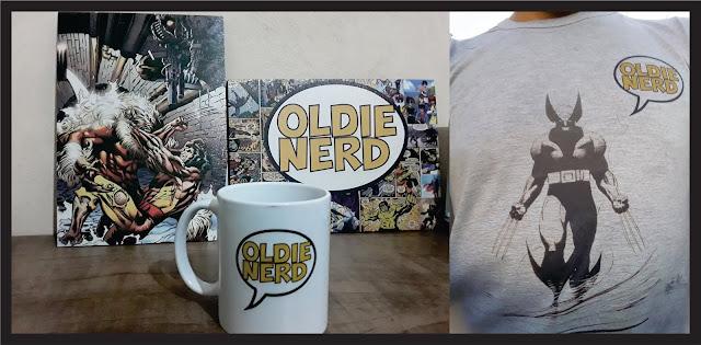 Agora Oldie Nerd tem sua Loja