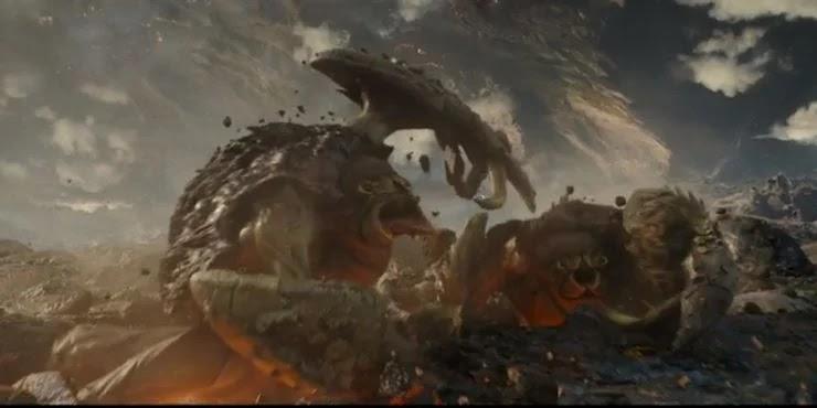 Полный список новых гигантских монстров в «Годзилла против Конга» - 03