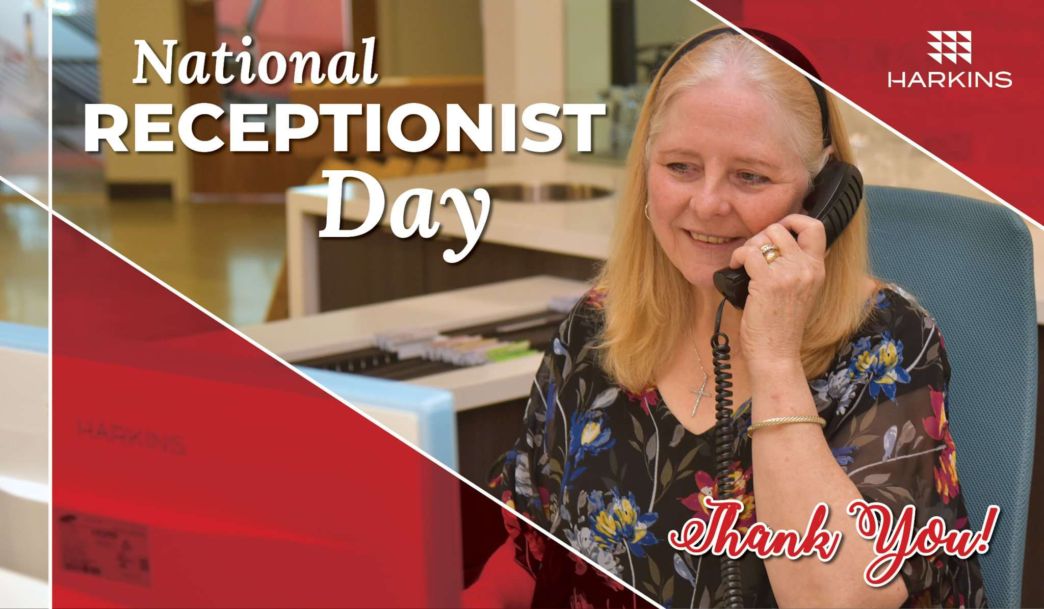National Receptionists Day Wishes