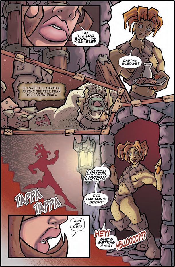 The Blackbeard Legacy - 8