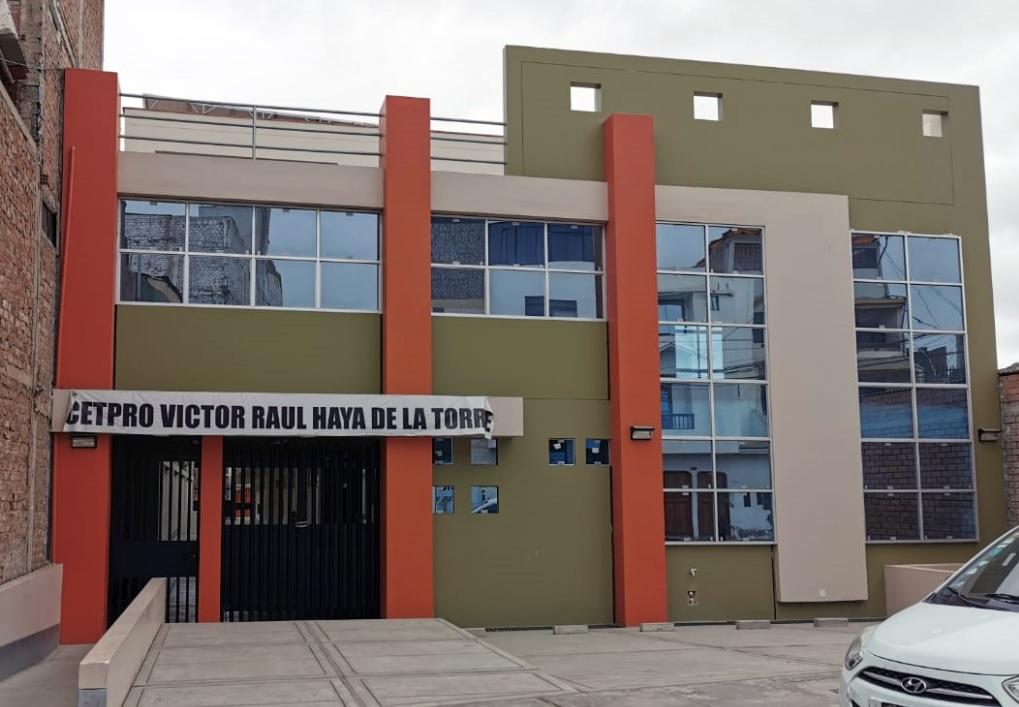 CETPRO VICTOR RAUL HAYA DE LA TORRE - Trujillo
