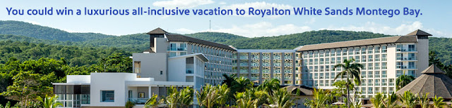 Southwest Vacations wants you to enter once for your chance to win a trip to Jamaica to stay at the gorgeous Royalton White Sands in Montego Bay!