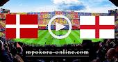 نتيجة مباراة إنجلترا والدنمارك بث مباشر كورة اون لاين 14-10-2020 دوري الأمم الأوروبية