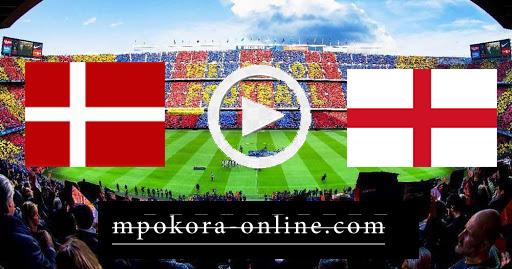 مشاهدة مباراة إنجلترا والدنمارك بث مباشر كورة اون لاين 14-10-2020 دوري الأمم الأوروبية