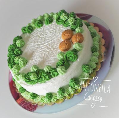 Torta decorata