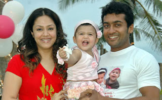 Family Photos | Actor Surya Blog