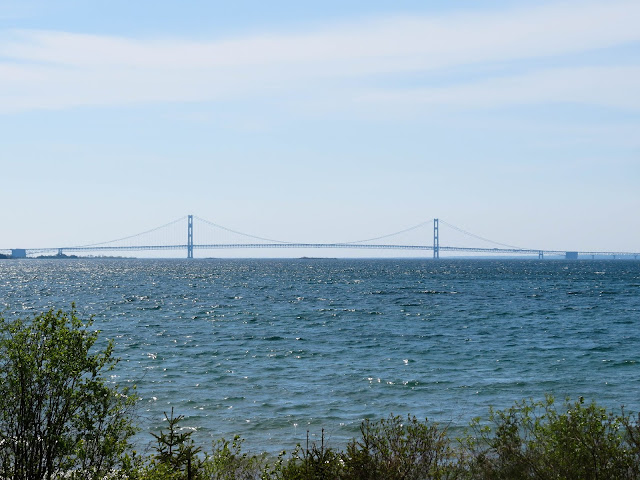 Mackinac Bridge - Michigan, USA