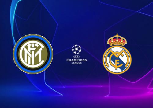 Inter Milan vs Real Madrid Full Match & Highlights 15 September 2021