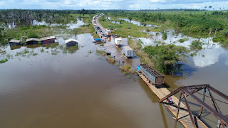 Dr. Neidson estará em Brasília para tratar dos acessos aos municípios de Guajará-Mirim e Nova Mamoré