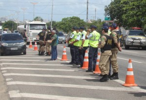 Operação Semana Santa começa nesta quinta-feira nas rodovias cearenses