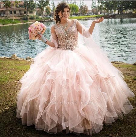 vestido de quinceañera barato